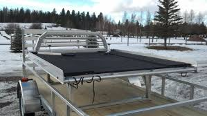 aluminum sled deck expandable sides pics added snowest