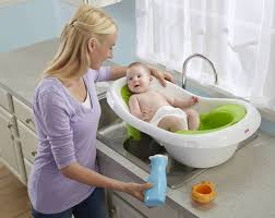 Babies In A Bathtub Fisher Price 4 In 1 Sling U0027n Seat Bath Tub Buybuy Baby