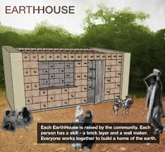 Build A Home Jovoto Earthhouse A Home From The Earth U0027the 300 House