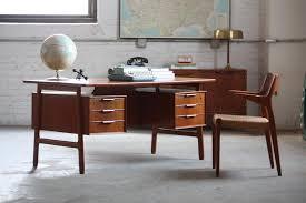 Small Mid Century Desk Mid Century Modern Desk Office All Modern Home Designs Mid