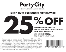 party city coupons coupon codes blog