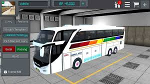 game bus mod indonesia apk bus simulator indonesia mod apk v2 6 unlimited money terbaru for