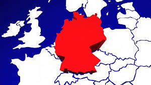 Germany Europe Map by Germany Europe Country Nation Map Zoom In Close Up Geography