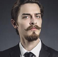 Handlebar Mustache Meme - wierd pictures of facial hair styles you didn t know they existed