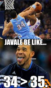 Javale Mcgee Memes - nba memes on twitter javale mcgee strikes again http t co