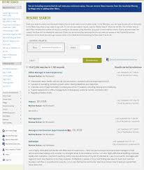 resume search resume search