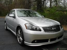2009 infiniti m45 information and photos zombiedrive