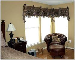 Curtains Valances Bedroom 23 Best Corner Window Treatments Images On Pinterest Corner