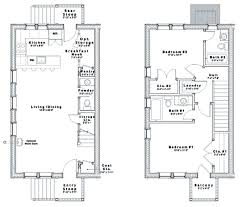 row home plans d 8 absolutely ideas narrow lot row house plans home pattern