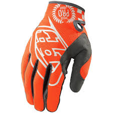 motocross gloves troy lee designs new tld mx gear se pro orange dirt bike motocross