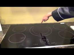 Kitchenaid Induction Cooktops Jenn Air Induction Cooktop Demonstration Youtube