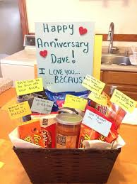 1 year anniversary gifts for him search anniversary