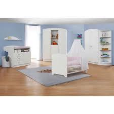 chambre pour bebe complete chambre bébé jil colori blanc bois érable