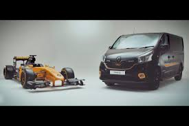 renault vans how f1 tech keeps renault vans in pole position auto express
