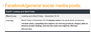 amazon promotion code black friday how to amplify your amazon sales on black friday cyber monday and