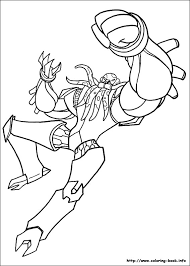brilliant ideas ben10 coloring pages reference