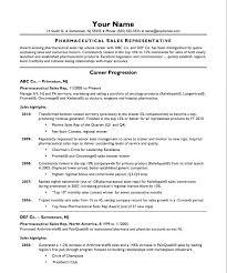 Resume For All Jobs by Resume Sales Representative Job Description Sample