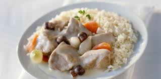 cuisiner une blanquette de veau blanquette de veau sans alcool facile recette sur cuisine actuelle