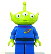 toy story alien lego minifig toy story gifts