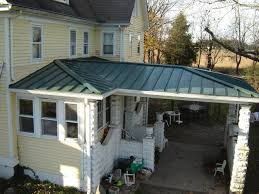 Standing Seam Metal Awning Global Home Improvement Roof Replacement Photo Album Standing