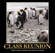 High School Reunion Meme - reunions pros and cons