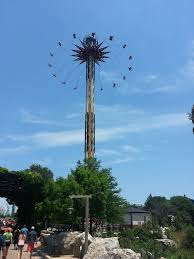 Six Flags San Antonio Superman Krypton Coaster Mapio Net