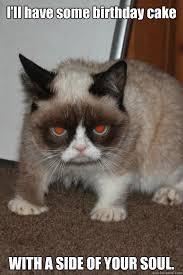 Grumpy Cat Birthday Memes - demonic grumpy cat by kw021774 on deviantart