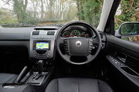 ssangyong ssangyong rexton estate review 2003 2013 parkers