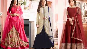 modern dress modern anarkali suits party wear dress designs new arrivals