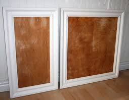 how to add molding to kitchen cabinet doors low cost bathroom updates add trim to plain cabinets doors