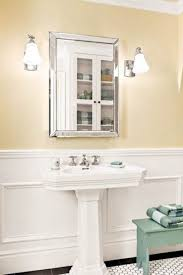 Bathroom Wall Shelving Ideas Brilliant 20 Bathroom Wall Cabinets With Mirror And Lights