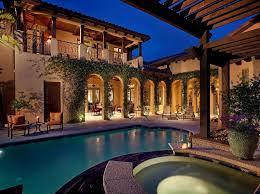 courtyard homes u shape style home with courtyard pool i think it would