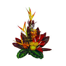 flowers direct tropical sunset hawaiian flower bouquet hawaiian flowers