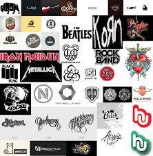 band logo designer liz owen graphic design and illustration logo design research