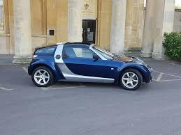 smart roadster coupe blue in cheltenham gloucestershire gumtree
