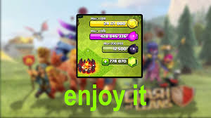 gems clash of clans prank for android free download and software