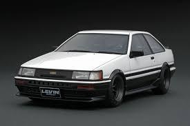 toyota corolla photo toyota corolla levin 2door gt apex ae86 white black ignition model