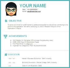 modern resume examples best 25 fashion resume ideas only on