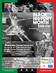 black history month celebrationbrooklyn borough official site