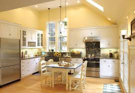 farmhouse kitchen design appliance in home