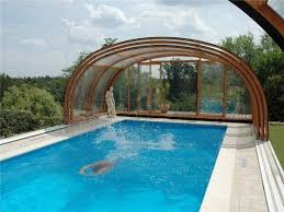 enclosed pool outdoor enclosed pools in rooms indoor swimming pools and pool
