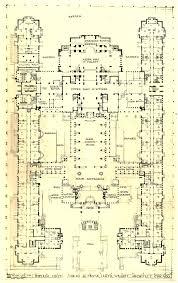 Frank Lloyd Wright Style House Plans Second Floor Plan House Frank Lloyd Wright Home And Studio Oak