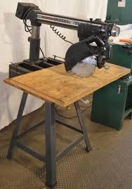 Craftsman Radial Arm Saw Table Sears Craftsman 10 U0026quot Radia Auctions Online Proxibid