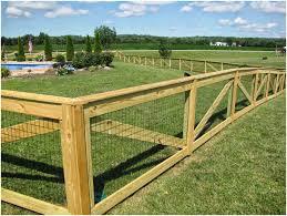 Backyard Fence Styles by Backyards Charming Fencing Options For Backyard Backyard