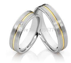 cheap wedding ring aliexpress buy classic gold plating inlay cheap western