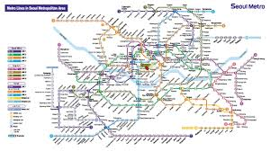 New Orleans Metro Map by Seoul Map Street