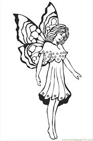 fairies 5 coloring free disney fairies coloring pages