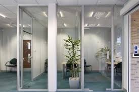 Exterior Office Doors Glass Office Dividers Walls Avanti Systems Usa