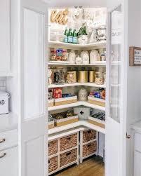 corner kitchen pantry cabinet ideas kitchen pantry design ideas in 2021 corner kitchen pantry