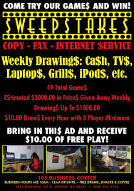 sweepstakes ad high country presshigh country press